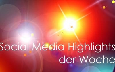 medienspinnerei social media highlights der woche - Vorschau