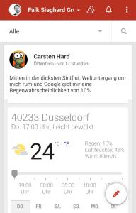 Google+ erleichtert Wechsel zwischen Profilen (1)