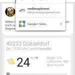 Google+ erleichtert Wechsel zwischen Profilen (2)