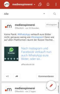 Google+ erleichtert Wechsel zwischen Profilen (3)
