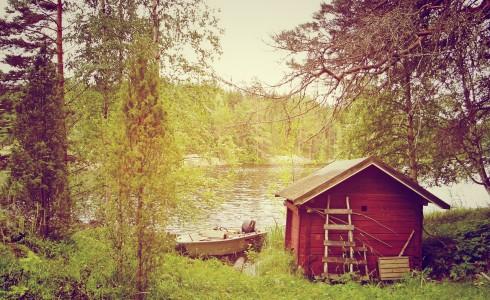 Finnland Reise medienspinnerei 2014