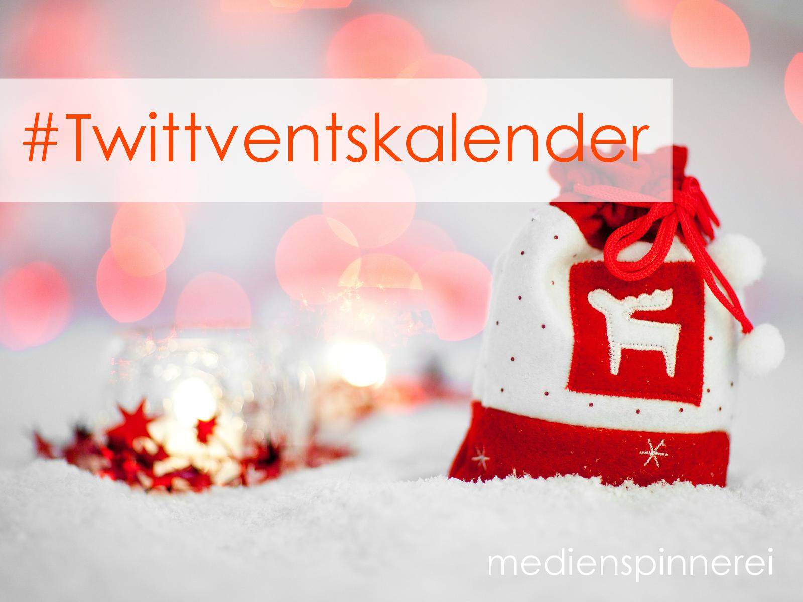 Twittventskalender 2014 - medienspinnerei