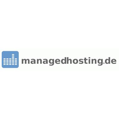 managedhosting Logo Portfolio