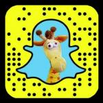 Snapcode von ToysRus - Snapchat - medienspinnerei