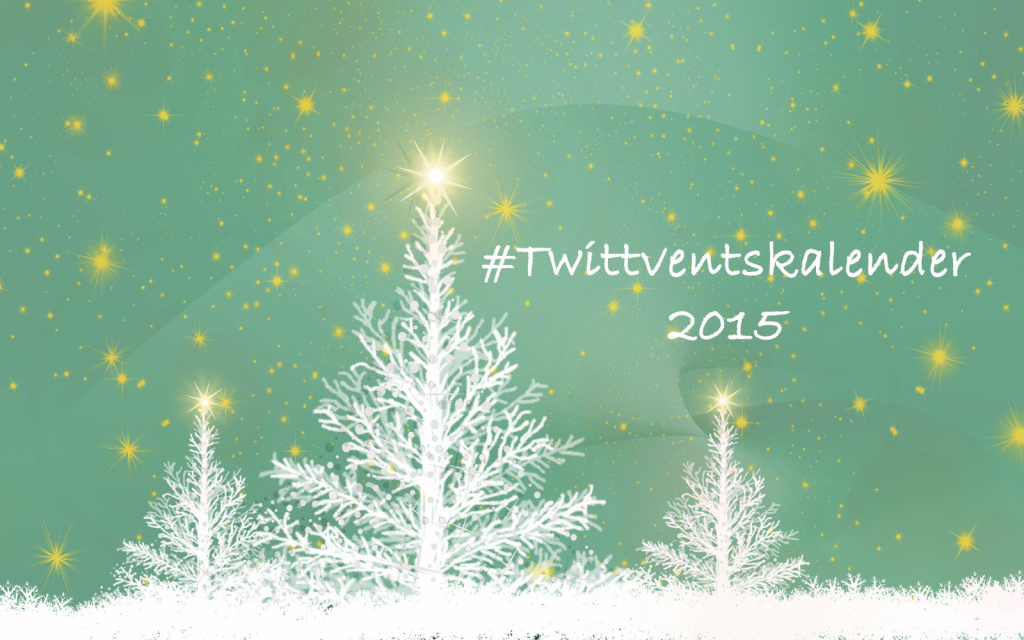 Twittventskalender 2015 medienspinnerei Falk Sieghard Gruner