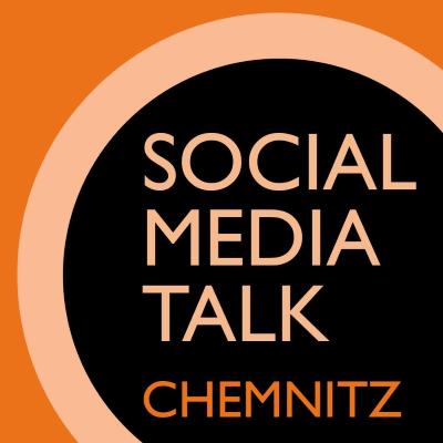 Social Media Talk SMTChemnitz Logo Portfolio
