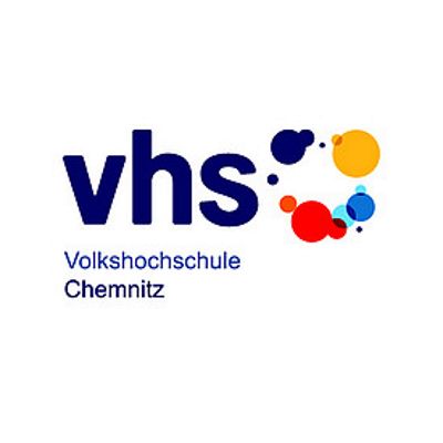 Volkshochschule Chemnitz Logo Portfolio